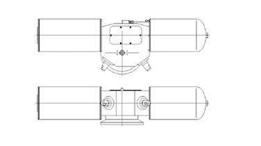 wafer knife gate valve